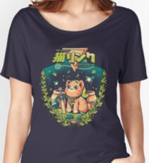 A Kitty to the past Relaxed Fit T-Shirt