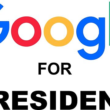 Google for President by pixhunter