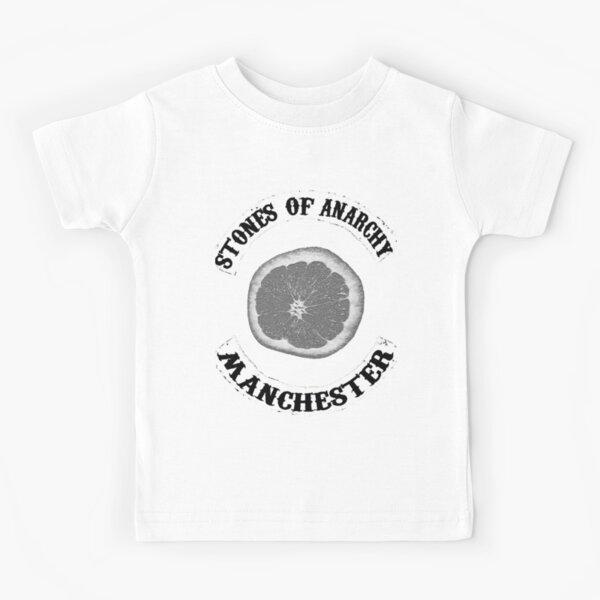 Stones Of Anarchy Manchester (Les Fils de l'Anarchie inspiré) T-shirt enfant