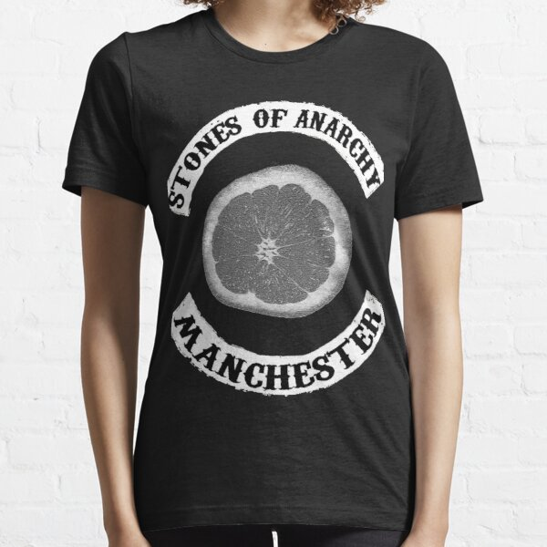 Stones Of Anarchy Manchester (Sons of Anarchy inspired) Essential T-Shirt