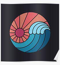 Sun & Sea Poster