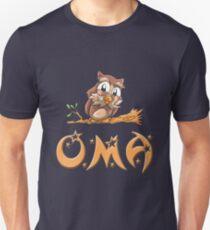 Oma Owl Unisex T-Shirt