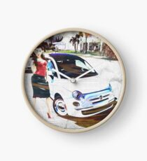 Reloj Modelo de Fiat