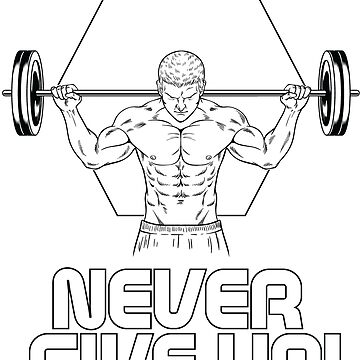 Never Give Up - Motivational Workout by rsnipun