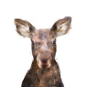 Kleiner Elch von AmyHamilton