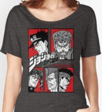 Stardust Crusaders  Women's Relaxed Fit T-Shirt