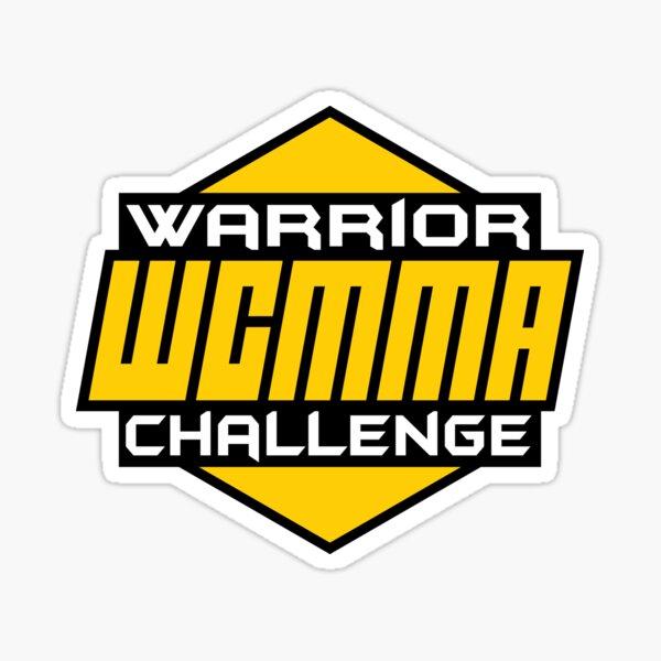 WCMMA full logo Sticker