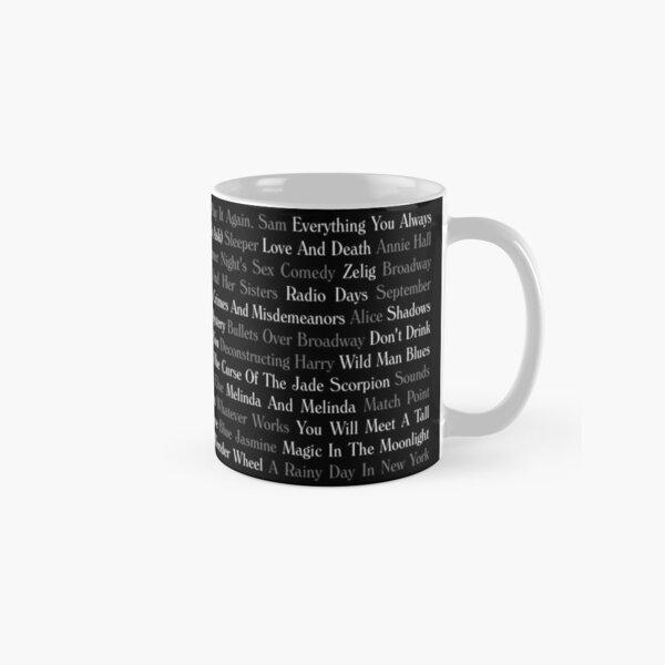THE WOODY CANON Classic Mug