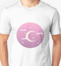 Pink night Unisex T-Shirt