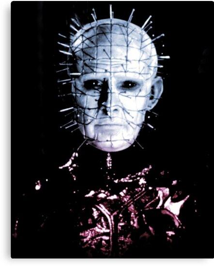 Pinhead fron Hellraiser by TonyM73