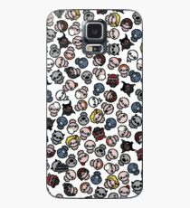 The Binding of Isaac characters pattern + Case/Skin for Samsung Galaxy