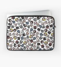 The Binding of Isaac characters pattern + Laptop Sleeve