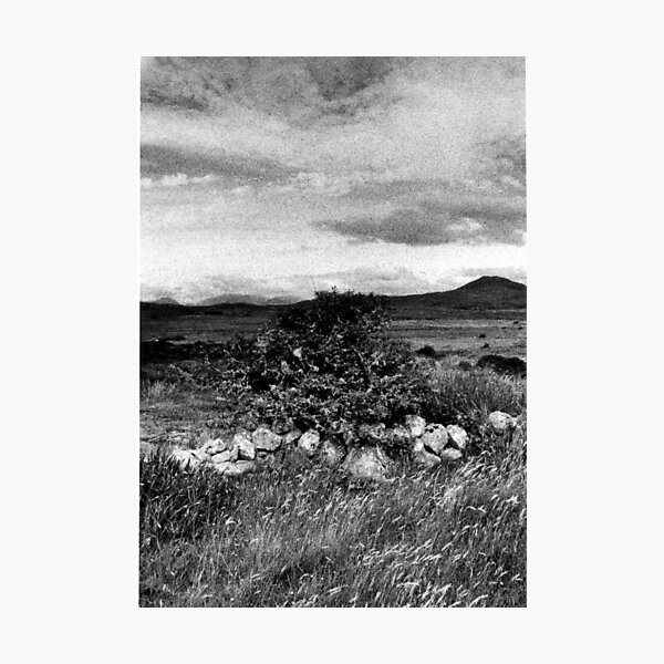 Aillenacally - The West of Ireland  Photographic Print