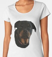 Zoe the Rott Women's Premium T-Shirt