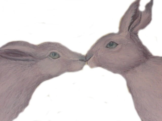 kiss by margaretfraser