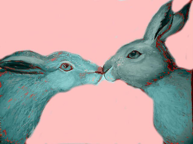 kiss 2 by margaretfraser