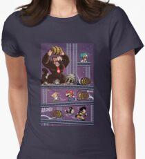 Dragon Kong Ball Super Fitted T-Shirt