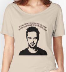 Jesse Pinkman - Breaking Bad Women's Relaxed Fit T-Shirt