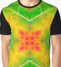 Lemon Lime Mandala Graphic T-Shirt