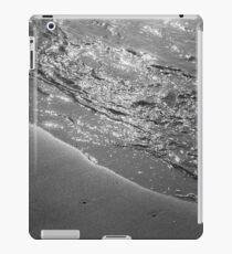 seashore monochrome, no. 3 iPad Case/Skin