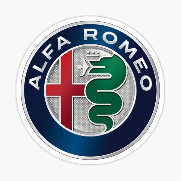 Alfa  Sticker