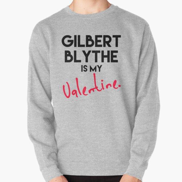 Gilbert Blythe es mi San Valentín Sudadera sin capucha