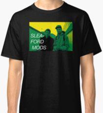 Sleaford Mods Shit Classic T-Shirt
