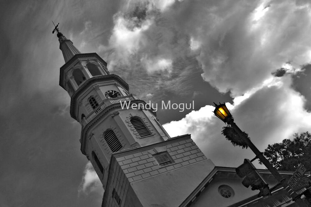 Street Lamp by Wendy Mogul