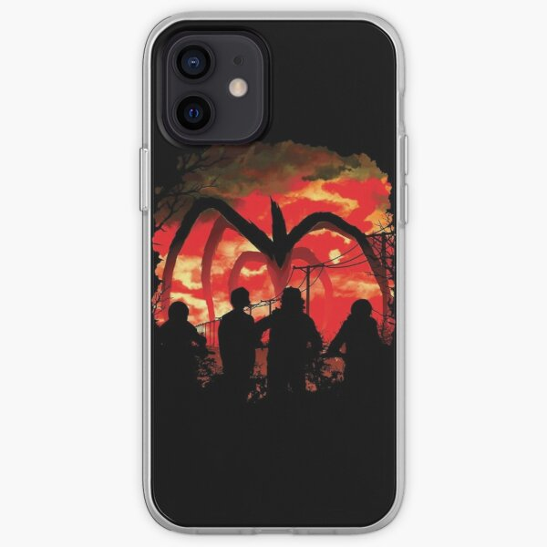 Stranger Things 2  iPhone Soft Case