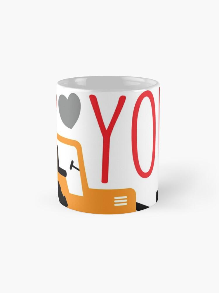 Alternate view of I Dig You Kids Valentine Shirt Mugs