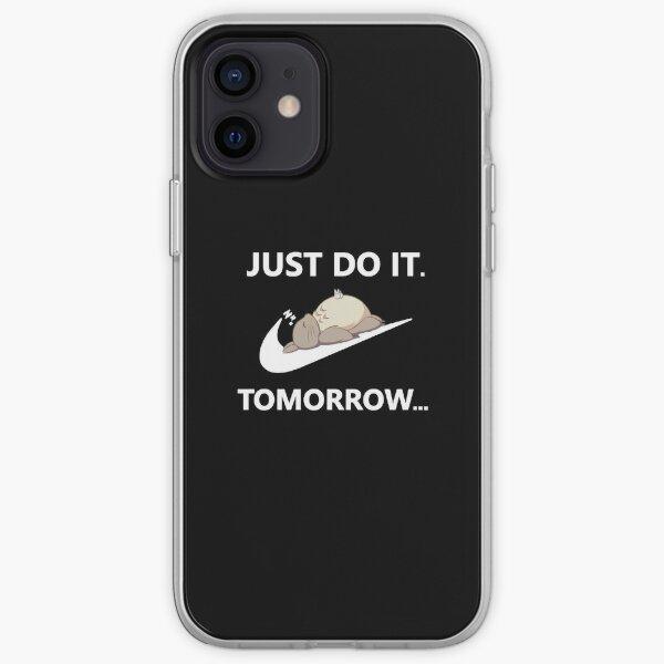 Fais le demain! Coque souple iPhone