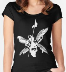 Linkin Park Hybrid Theory Women's Fitted Scoop T-Shirt