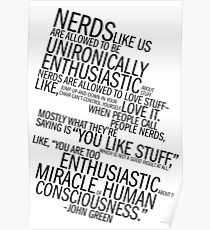 Nerds Like Us Poster