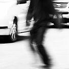 Navigating the Street by Judith Oppenheimer