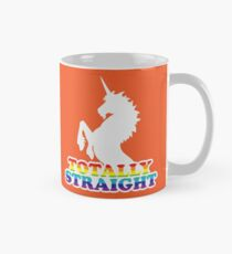 Totally Straight Mug