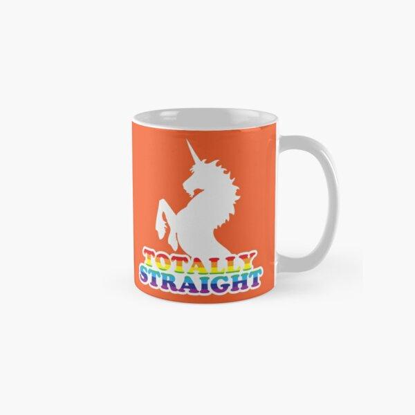 Totally Straight Classic Mug