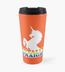 Totally Straight Travel Mug