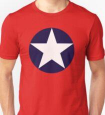 US Air Corps Star Emblem Unisex T-Shirt
