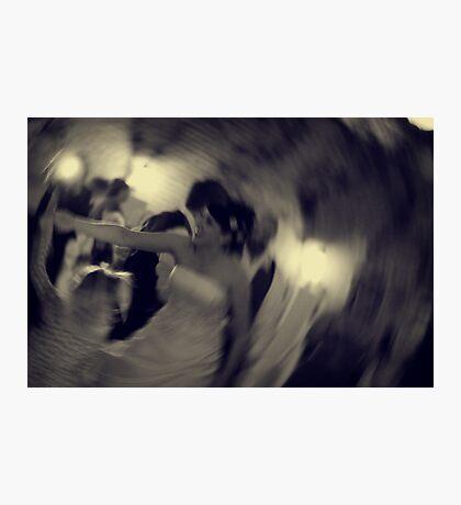 A Wedding Blur Photographic Print