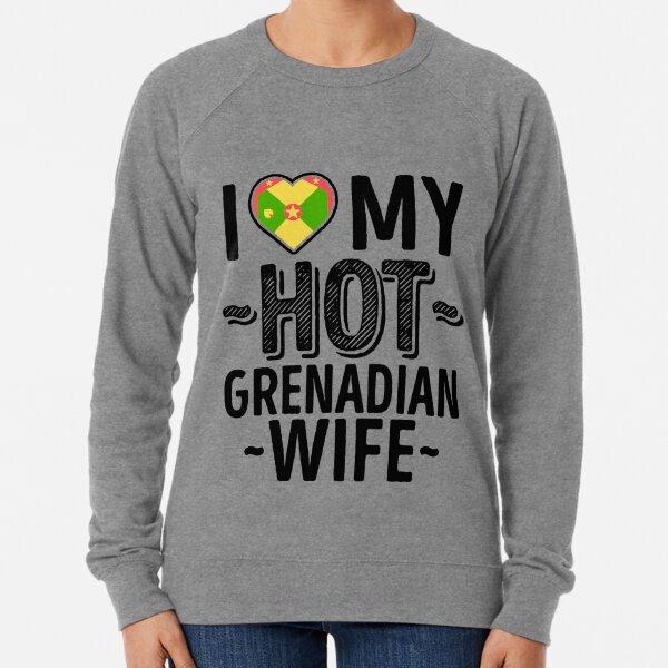 I Love Heart Grenada Sweatshirt