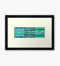 Cooling Trend Framed Print