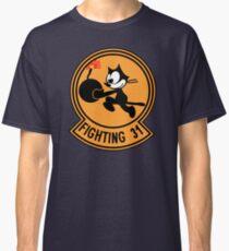 Camiseta clásica VFA-31 Fighting 31 Emblem