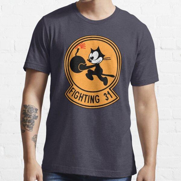 VFA-31 Fighting 31 Emblem Essential T-Shirt