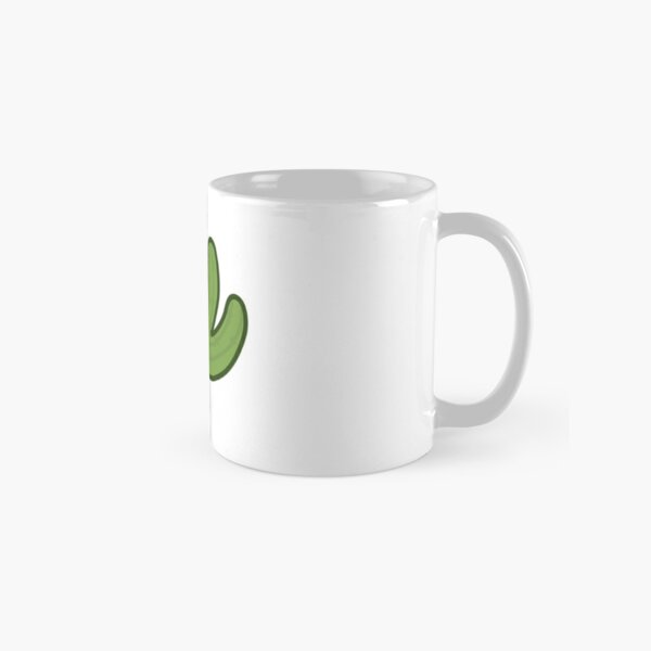 Succ It - Cute But Rude Cactus/Succulent - Multiple Tee Colors Classic Mug