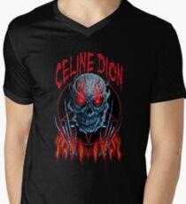 Celine Dion Men's V-Neck T-Shirt