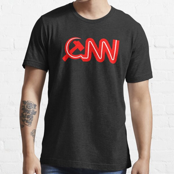 Kommunistisches Nachrichten-Netzwerk-Logo Essential T-Shirt