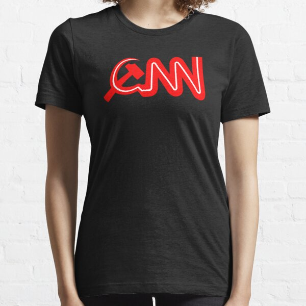 Communist News Network Logo Essential T-Shirt