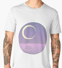 Purple night Men's Premium T-Shirt