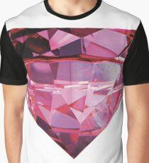 Pink gems Graphic T-Shirt
