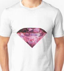 Pink gems Unisex T-Shirt